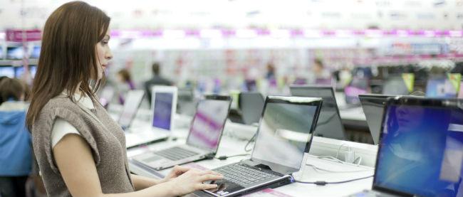 10 sai lầm phổ biến khi mua laptop