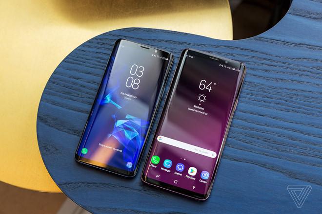 Mua điện thoại Samsung Galaxy S9 và S9 Plus ở đâu?