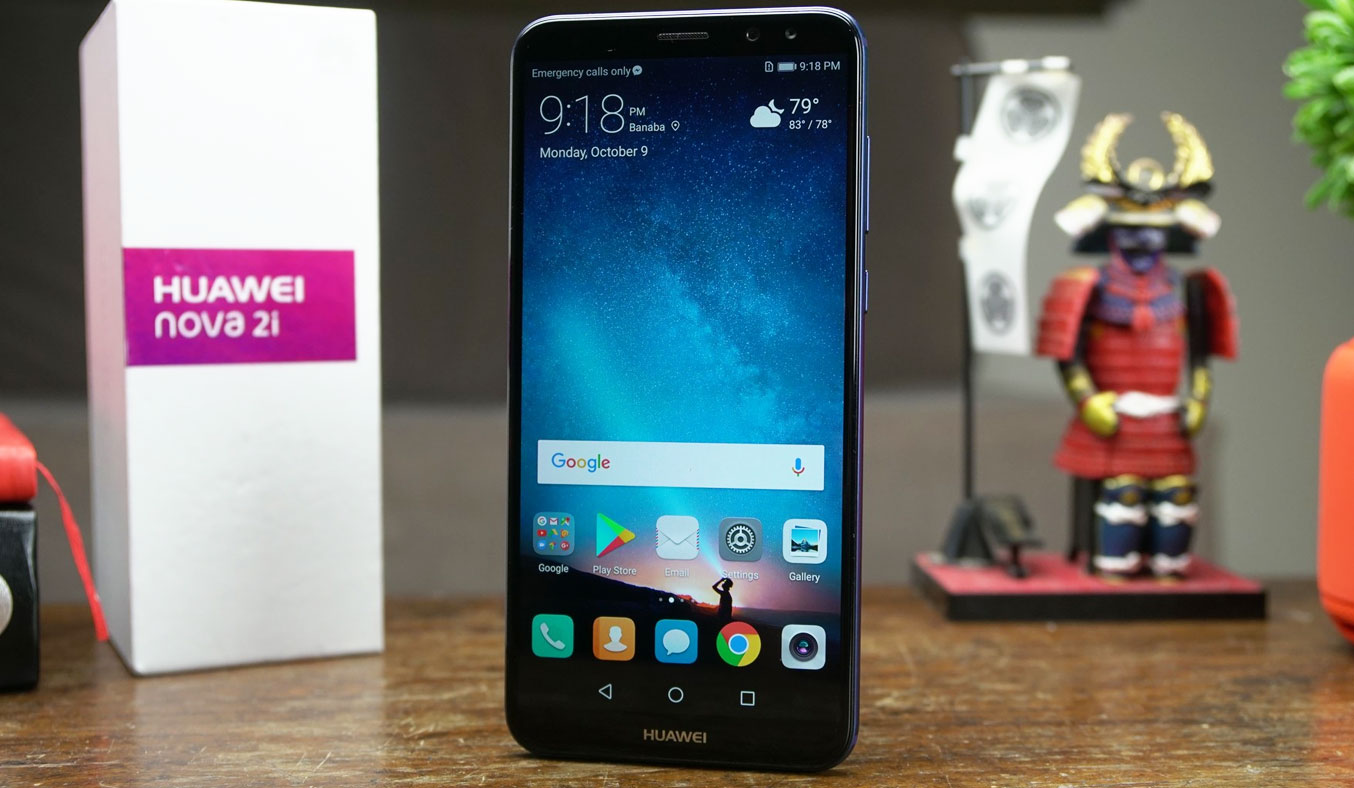 Mua Huawei Nova 2i ở đâu giá tốt đi cùng khuyến mãi từ các nhà bán hàng lớn
