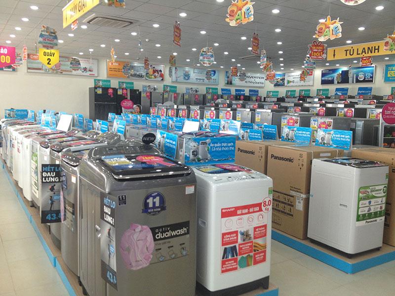 Nên mua máy giặt hãng nào tốt nhất, tiết kiệm nhất hiện nay