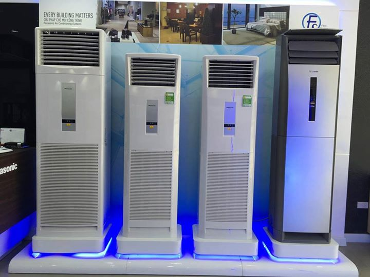 Những điều cần biết về máy điều hòa đứng