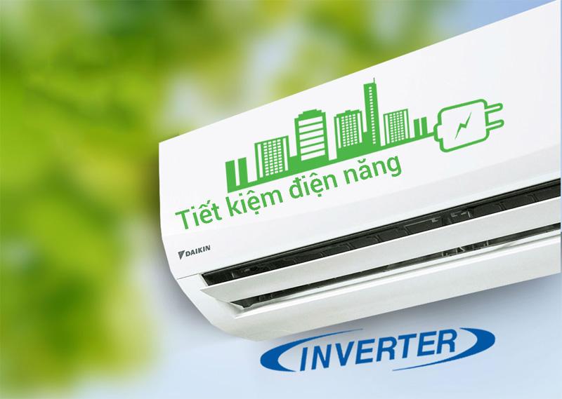 Điều hòa Panasonic Inverter tiết kiệm điện