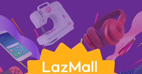 LazMall có gì? Lazada ra mắt LazMall kênh mua sắm online lớn nhất Đông nam á