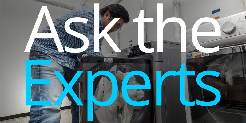 Những câu hỏi thường gặp khi chọn mua và sử dụng máy giặt