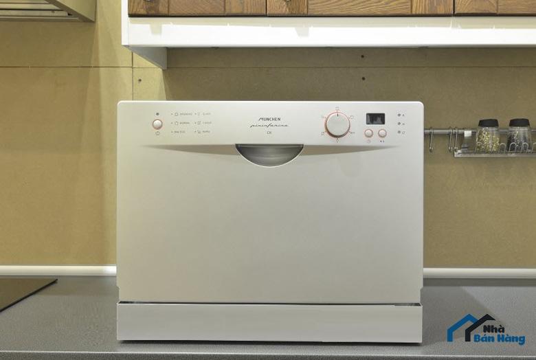Tổng quan và kinh nghiệm chọn mua máy rửa chén bát
