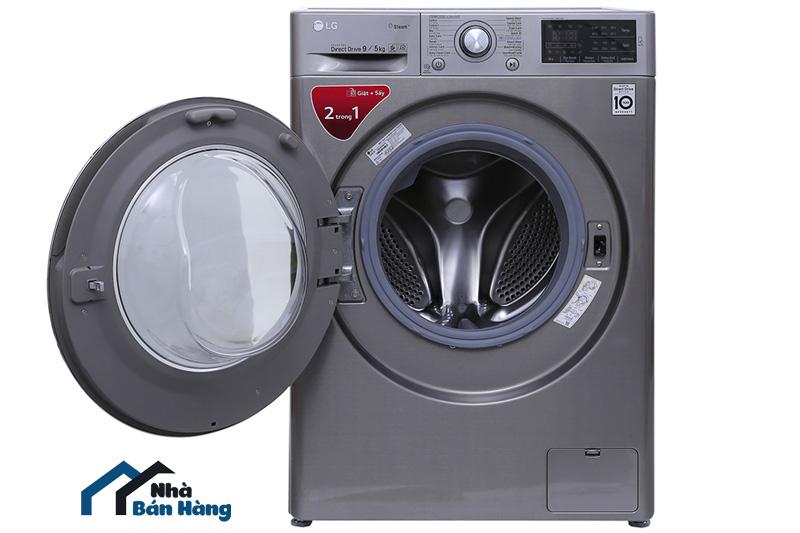 Máy giặt sấy LG FC1409D4E.