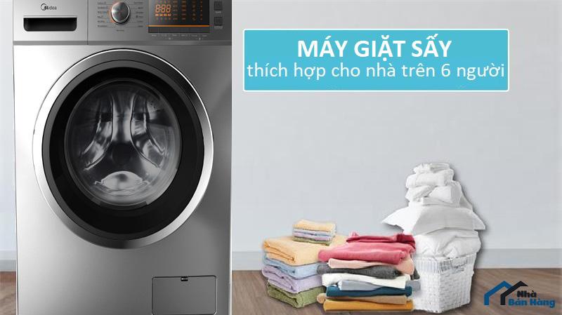 Máy giặt Media 9 KGMFC90-D1401