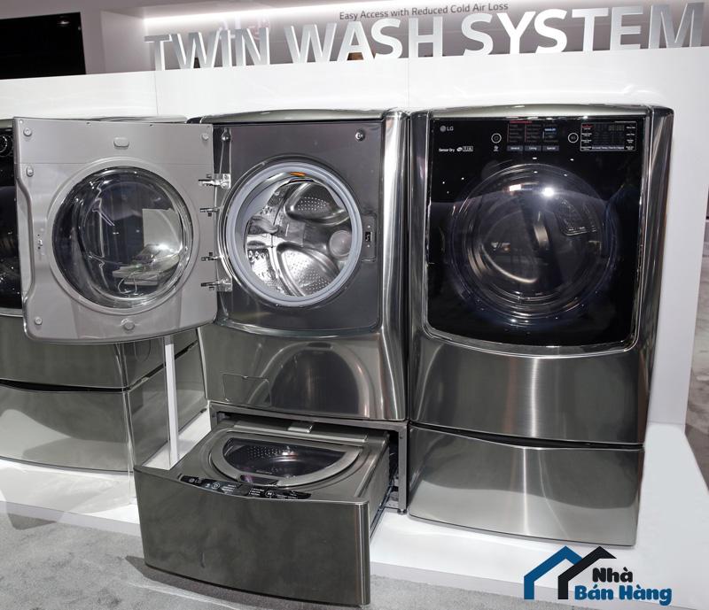Máy giặt khô còn gọi là máy giặt sấy Có phải là lựa chọn sáng suốt?