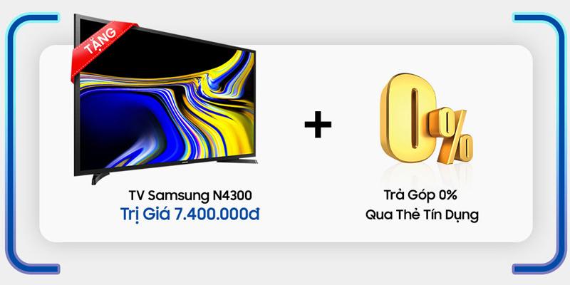 Mua Galaxy Note9 Nhận Ngay Smart Tivi