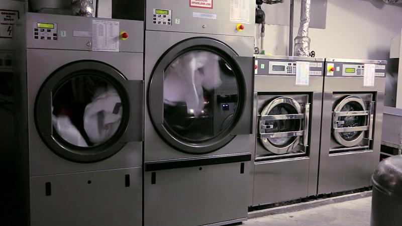 Tổng quan về máy giặt công nghiệp