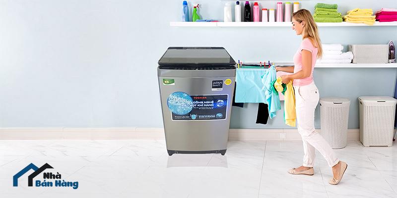 Top 5 máy giặt cửa trên tốt và rẻ nhất hiện nay