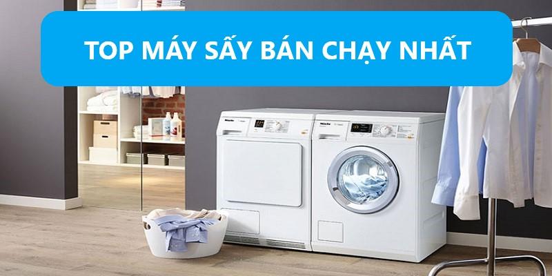 Top Máy giặt - sấy bán chạy 2021