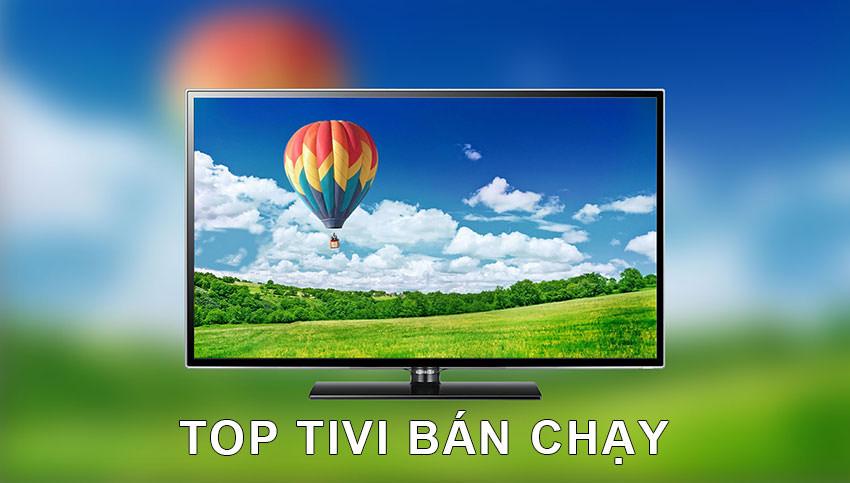 Top Tivi bán chạy 2019