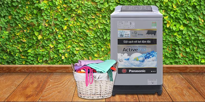Những điều cần biết về máy giặt Panasonic