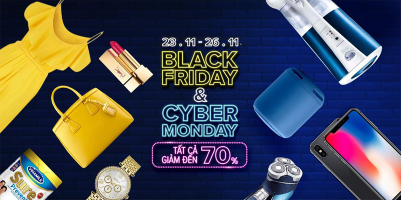 Lazada Black Friday 2018