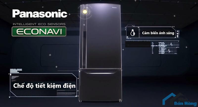 Tủ lạnh Panasonic tiết kiệm điện
