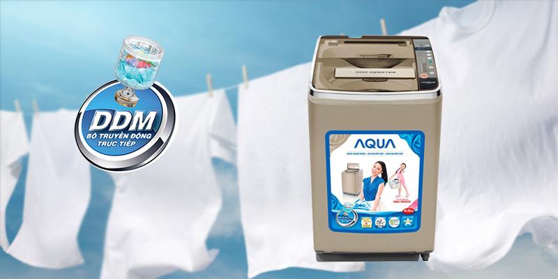 Những câu hỏi thường gặp về máy giặt Aqua