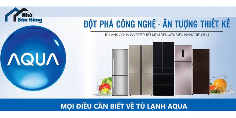Những điều cần biết về tủ lạnh Aqua
