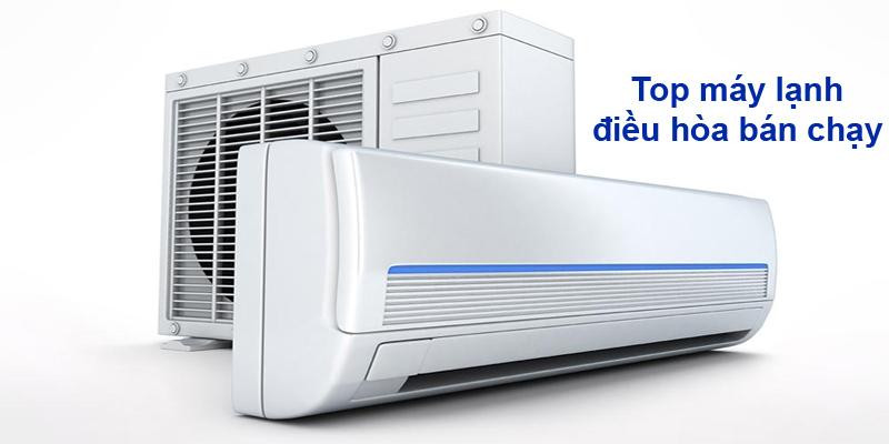 Top Máy lạnh Lg bán chạy 2019