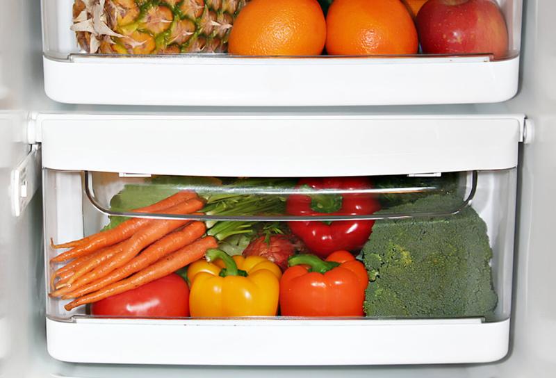 Tủ lạnh Electrolux bảo quản rau
