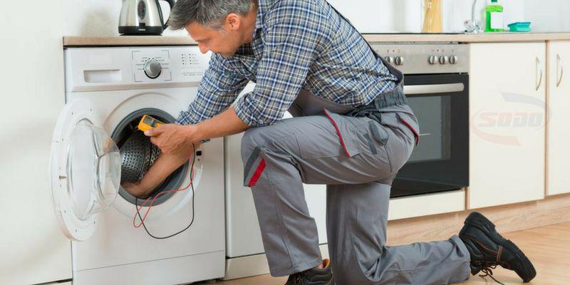 chế độ bảo trì máy giặt Electrolux