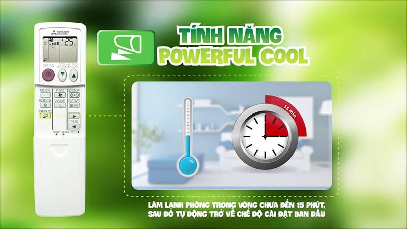 Công nghệ làm lạnh trên máy điều hòa Panasonic