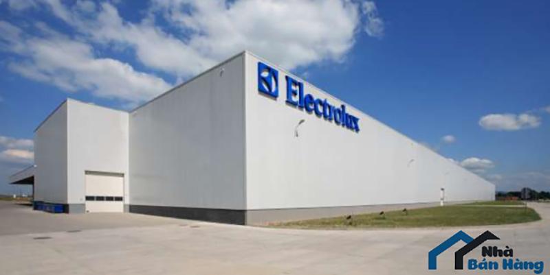 Elextrolux là thương hiệu nổi tiếng đến từ Thụy Điển