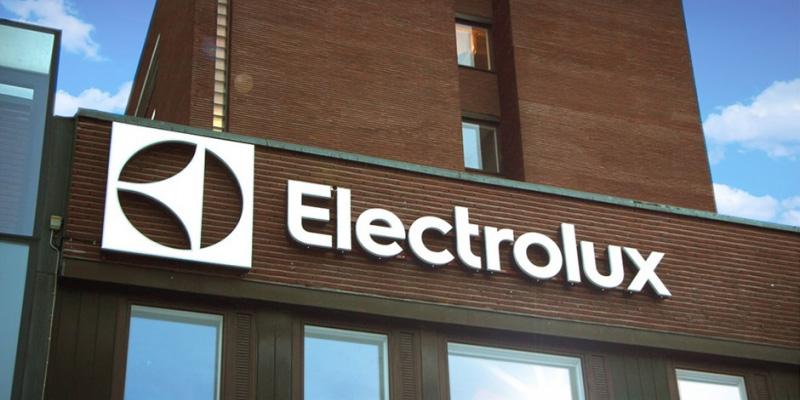 Thương hiệu Electrolux là của nước nào?