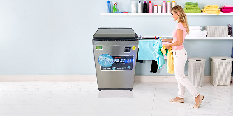 Máy Giặt Toshiba và Những Điều Cần Biết