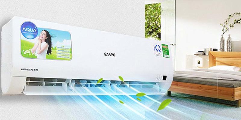 Máy điều hòa Sanyo