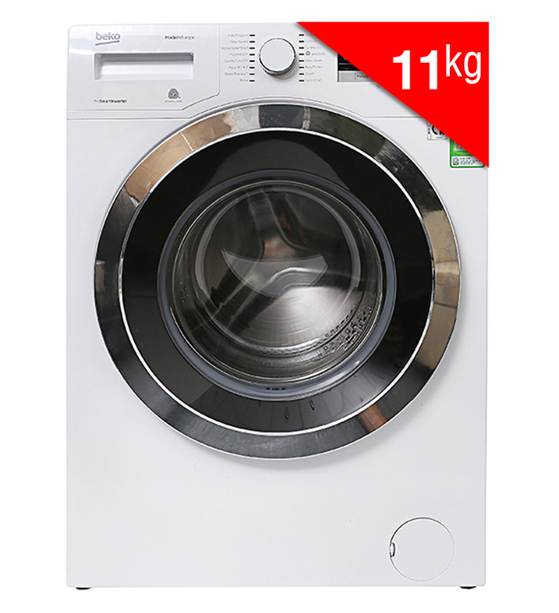 Máy giặt Beko Inverter 11kg WTE 11735 XCST