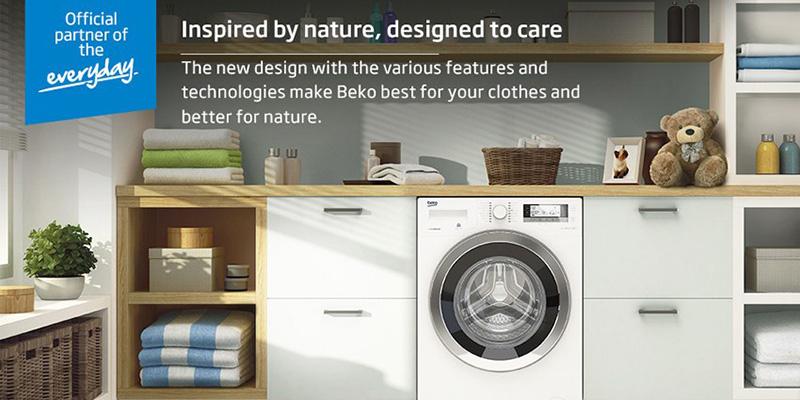 Những điều cần biết về máy giặt Beko