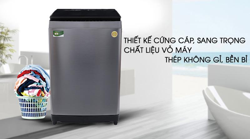 Thiết kế máy giặt Toshiba có gì nổi bật