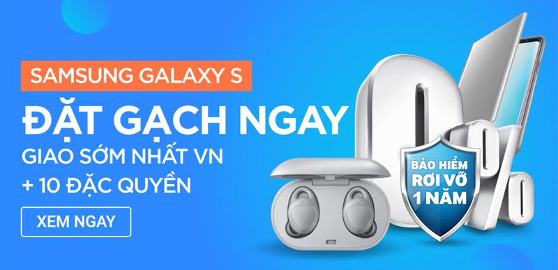 Samsung Galaxy S10 tại Tiki