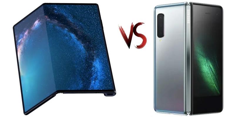 Huawei Mate X & Samsung Galaxy Fold: Đâu mới là ông vua của Smartphone màn hình gập?