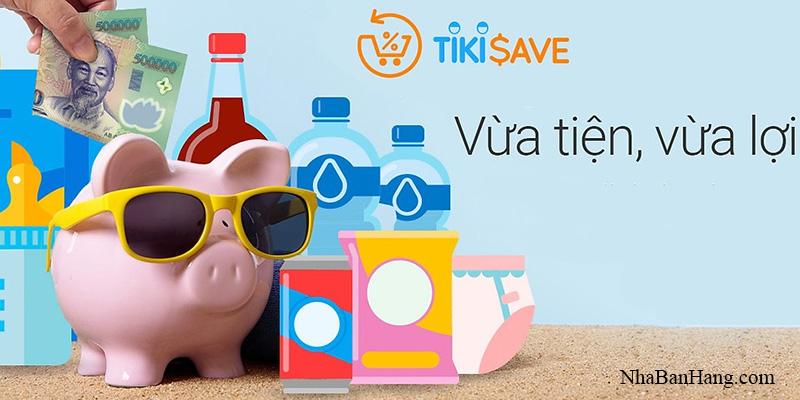 Giới thiệu về dịch vụ TikiSave tại Tiki