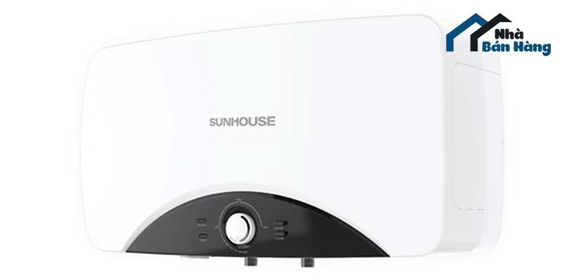 Đánh giá về bình nước nóng Sunhouse