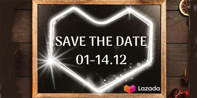 Lazada 12.12 sale đậm cuối năm