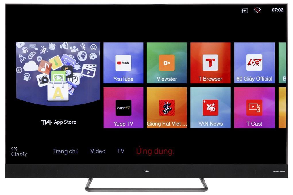 Android Tivi QLED TCL 65 inch L65X4