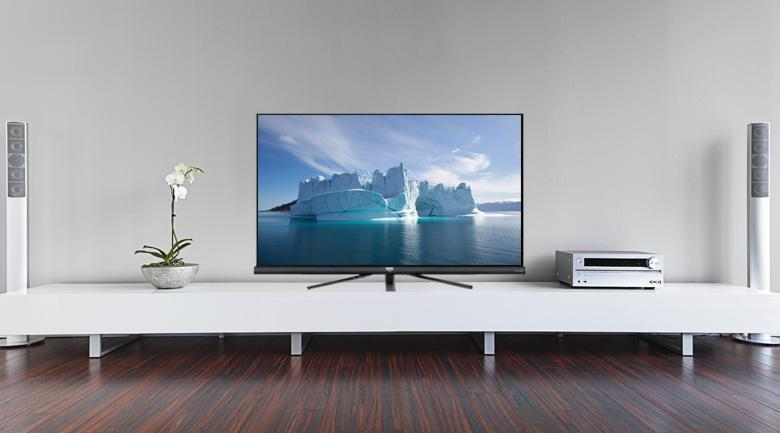 Android Tivi TCL 4K 55 inch L55C6-UF