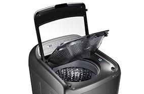 Lồng giặt làm từ chất liệu cao cấp, chống gỉ