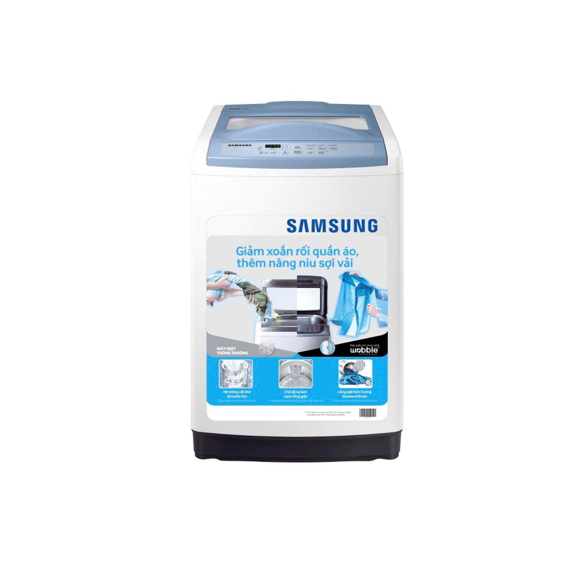 Máy giặt Samsung 9 kg WA90M5120SW/SV