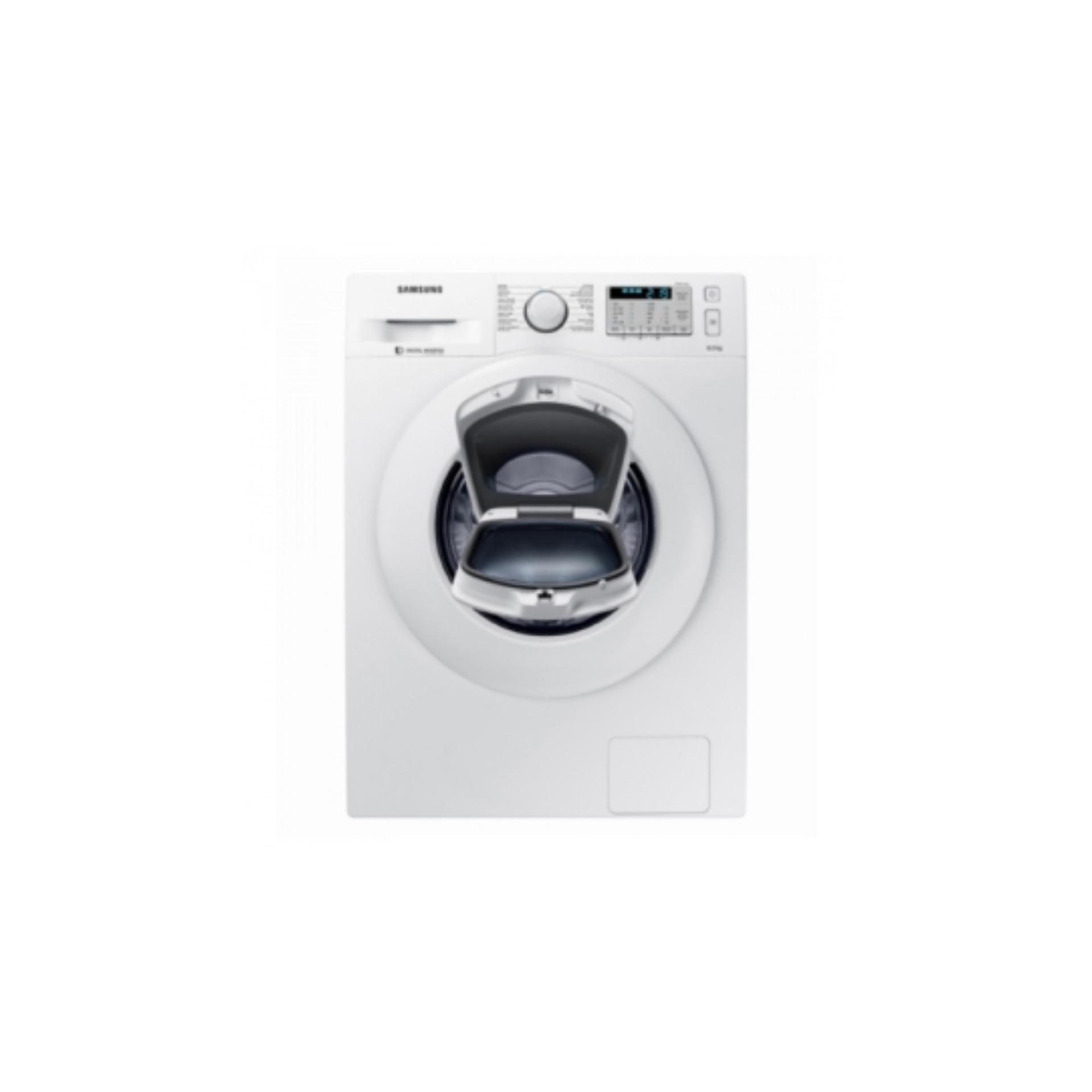 Máy giặt Samsung AddWash Inverter 8 kg WW80K5233YW/SV