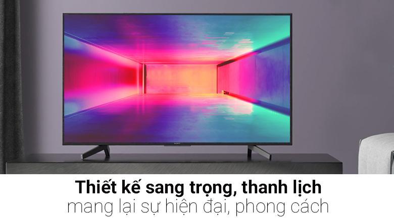 Smart Tivi 4K Sony 65 inch KD-65X7000F