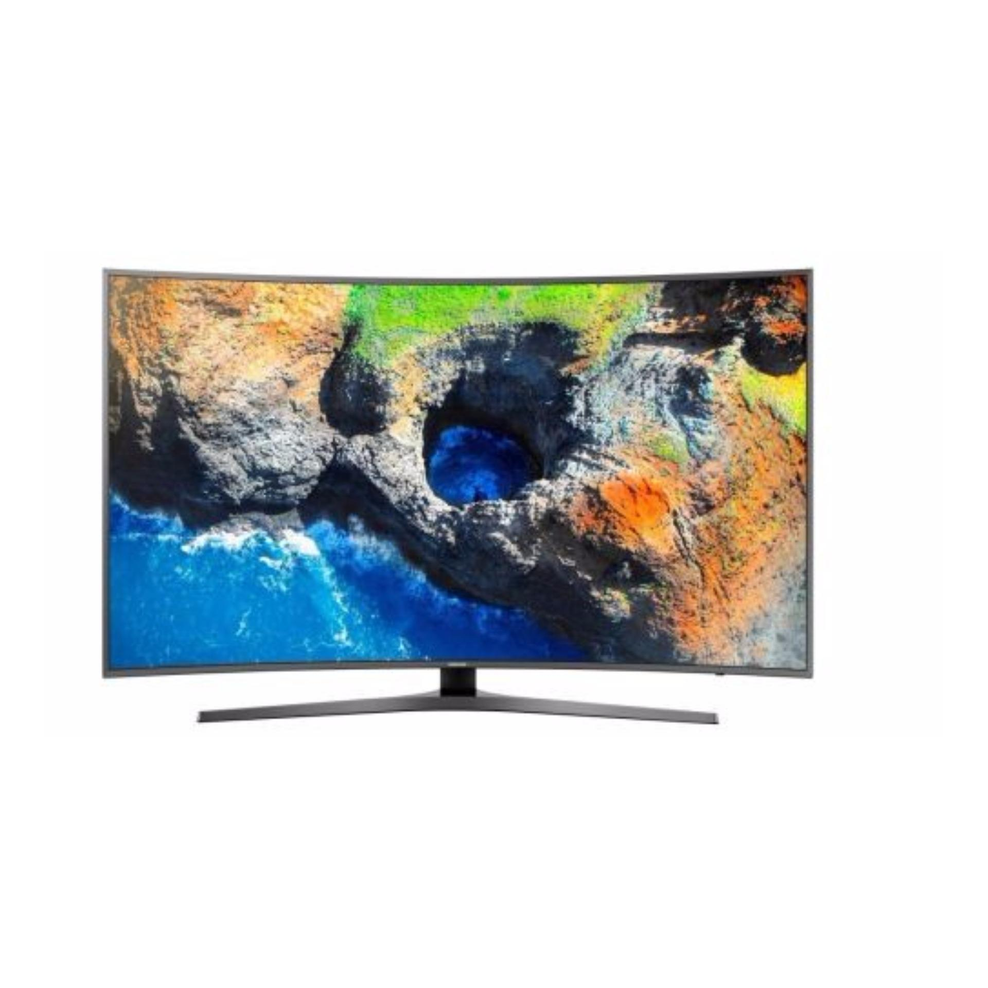 Smart Tivi màn hình Cong Samsung 4K 55 inch UA55MU6500