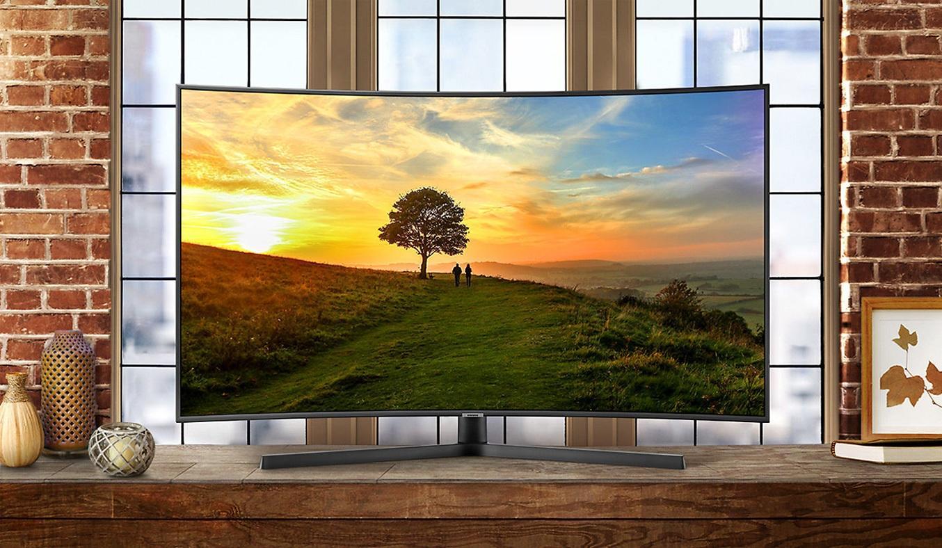 Smart Tivi Cong Samsung 4K 65 inch UA65NU7500