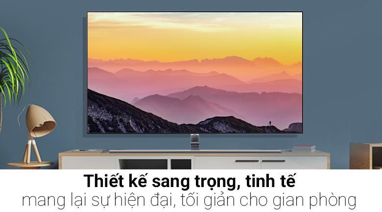 Smart Tivi QLED Samsung 4K 55 inch QA55Q7FN