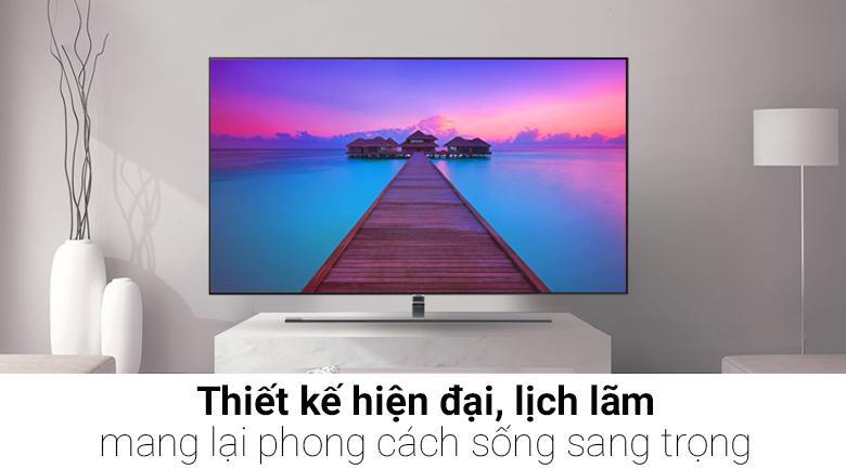 Smart Tivi QLED Samsung 4K 75 inch QA75Q7FN