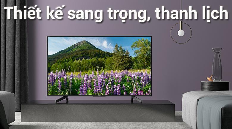 Smart Tivi Sony 4K 43 inch KD-43X7000F