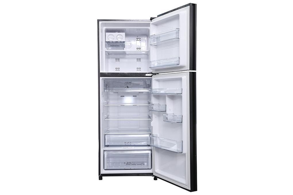 Tủ lạnh Aqua Inverter 373 lít AQR-IG377DN GB